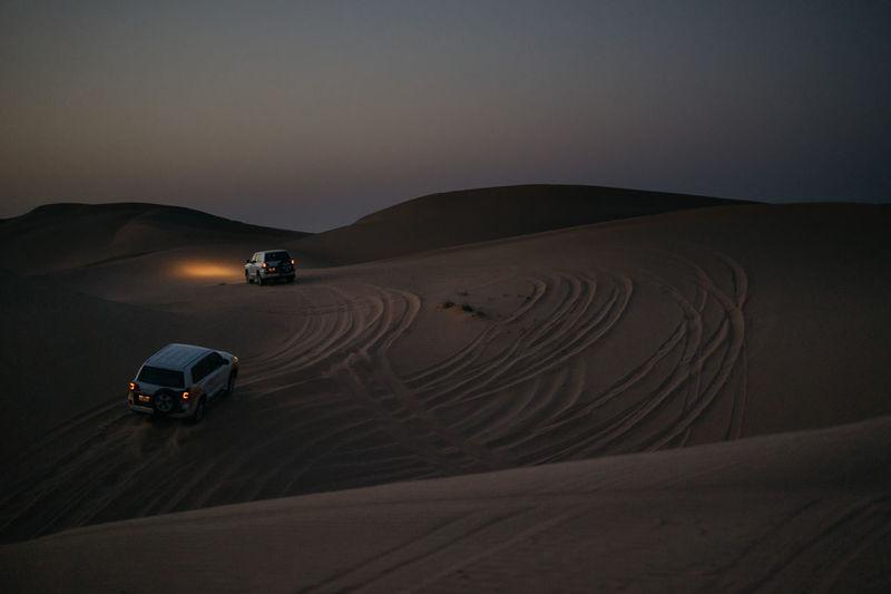 Car Desert Desert Rally Driving Land Vehicle Nature Offroad Outdoors Sand Dune