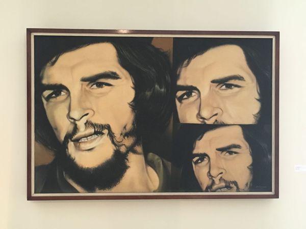 Cuba Cuba 2015 Havana Havanna Che Guevara