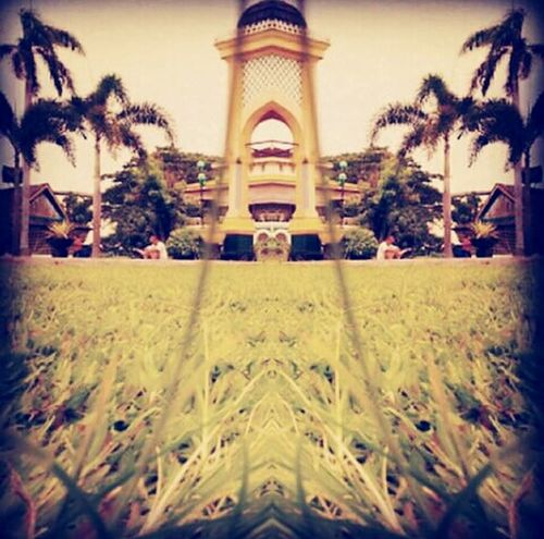 Afternoon at Istana Maimun 👑👸🎎🌅💞 Landscape Beautiful Place Streetphotography RePicture Travel Eyem Gallery Cityscapes Places at North Sumatera