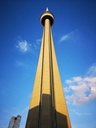 CN Tower towers
