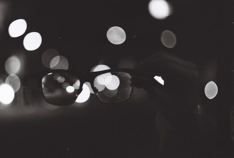 Hold the glasses Glasses Bokeh Selective Focus Film Photography Neopan Acros Perspective Fine Art Photography Showcase July Grainisgood Filmisnotdead 35mm Film Filmcamera EyeEm Gallery Eyeem Philippines