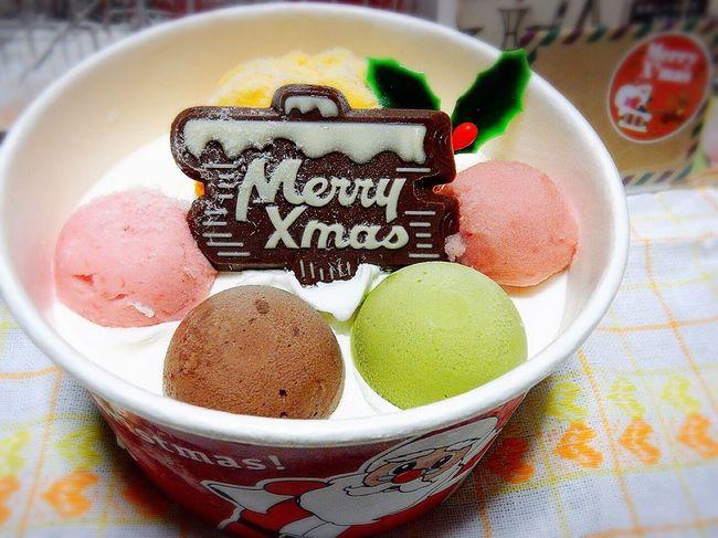 Merry Christmas Winter ChristmasCake Ehime Gelato
