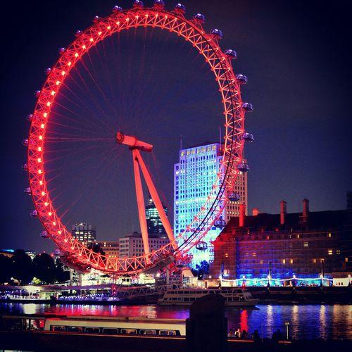 London LondonEye PhotoByMuratGul