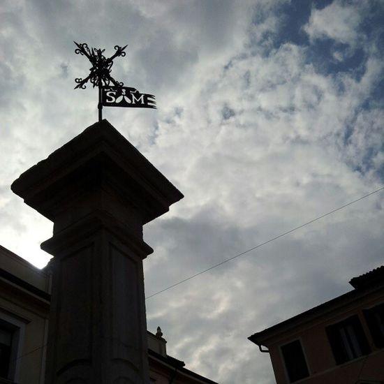 Treviso Contrasto Cielo Nuvole