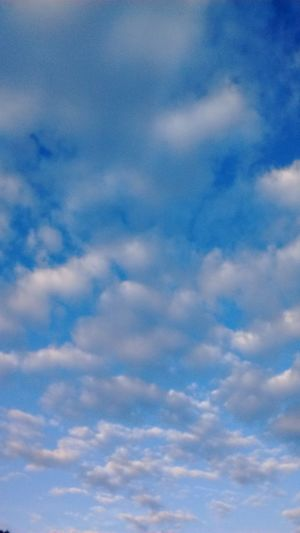 The Sky Beutiful  The Sky Isn't The Limit Dark Blue Transitoning Blue Sky Eyeem Sky And Clouds Dream Eyeem Best Sky Shot