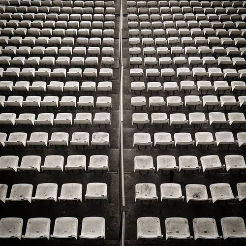 Full of emptiness. Chairs Club Empty Setor2 Portuguesa Ilhadogov Photografy Cellphonephotography Photo