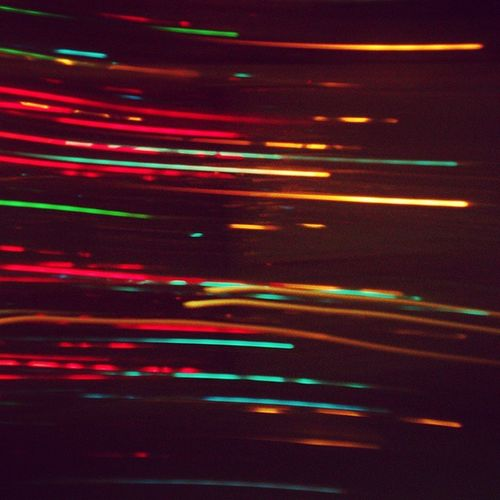 LINE Lights Colors Long Exposure Fast Motion نور Cities At Night