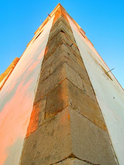 Architecture Sunset Colors Church Algarve