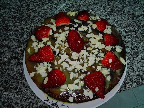 Bolodechocolate Chocolate♡ Morangos
