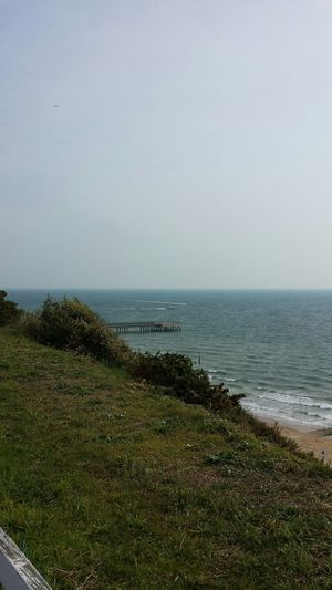 Bournemouthpier Sea Uk