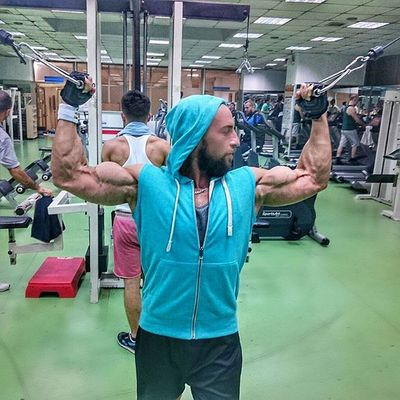 Cemalkamaci Biceps Motivation Good GetFit Instago Like My Style Look LOL Nice Cool Love Muscle Bodybuilding Fitspo Fitness Fitstagram Gym Healthy Training Amazing Workout Lifestyle lifebodyme