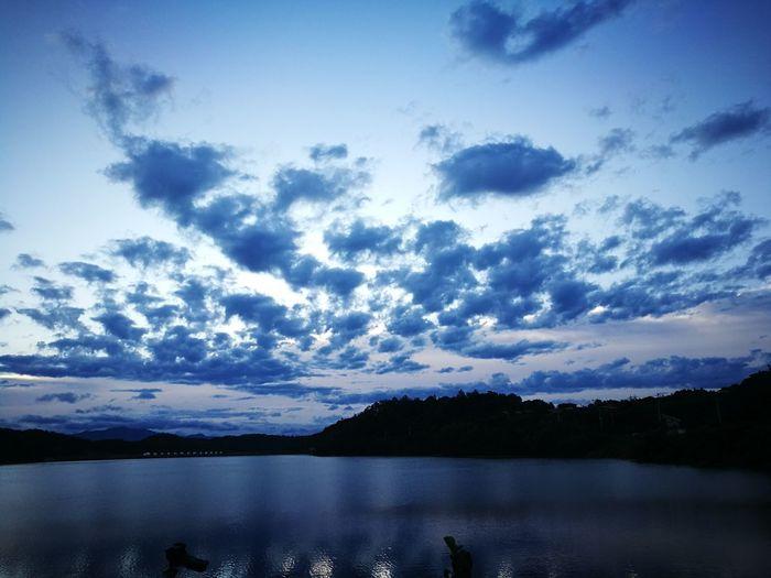 Cloud - Sky Sky Blue