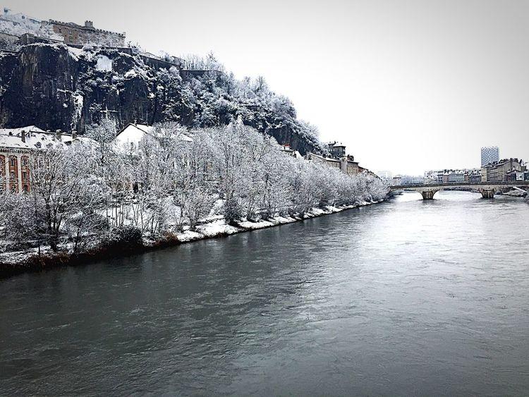 Second tour Neige Beautiful Quartier River :D