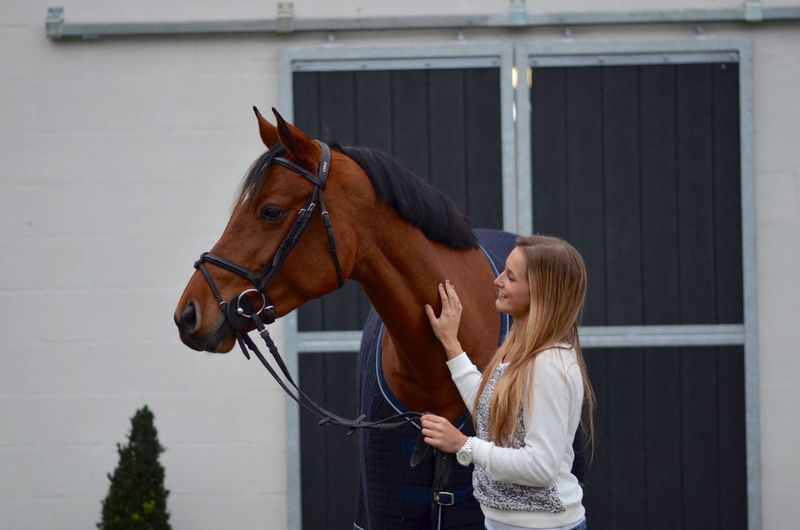 Zantessa ❤️ my life Horse Love ♥ Showjumping