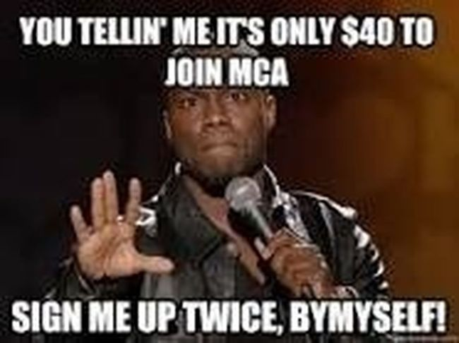 Join MCA Today Only $40 Dollars To Start Text 8178238903 For More Information