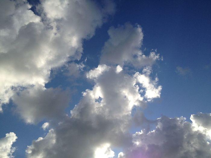 Sky And Clouds Cloudporn Kampen