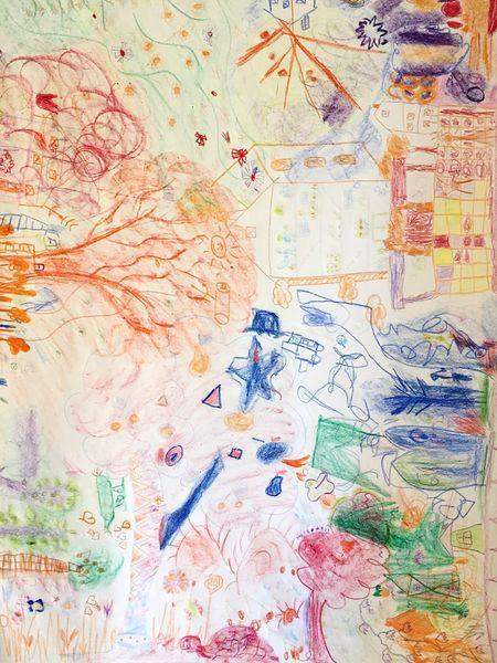 Painting Art ArtWork Art, Drawing, Creativity Drawing Children Drawing Children Picture Illustration Colorful