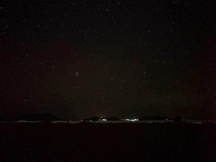 Starry Night Star Sea China 舟山