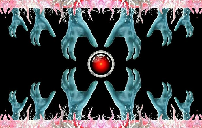 Algorithms. Creative Power Visual Poetry Mind The Mind X😨w😦x Dark Fairytale Space Madness Perception Calculation The Not So Human Condition GREED