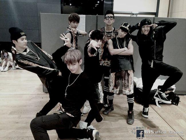 Kpop Bangtan Boys