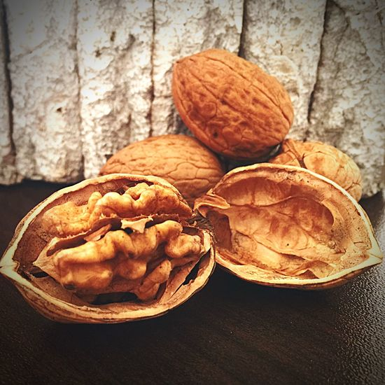 Nuts Food Closeupshot Walnut Still Life Creative