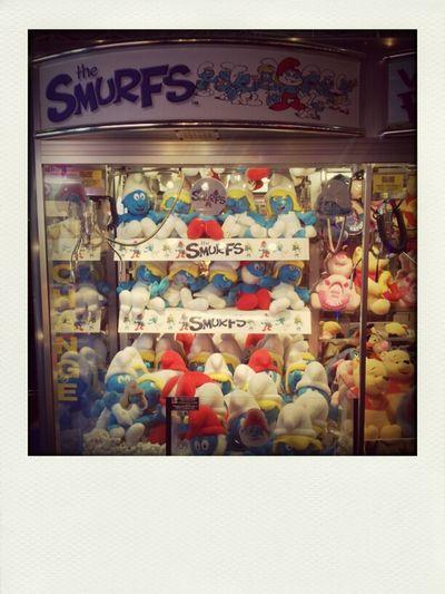 Spotting Smurfs