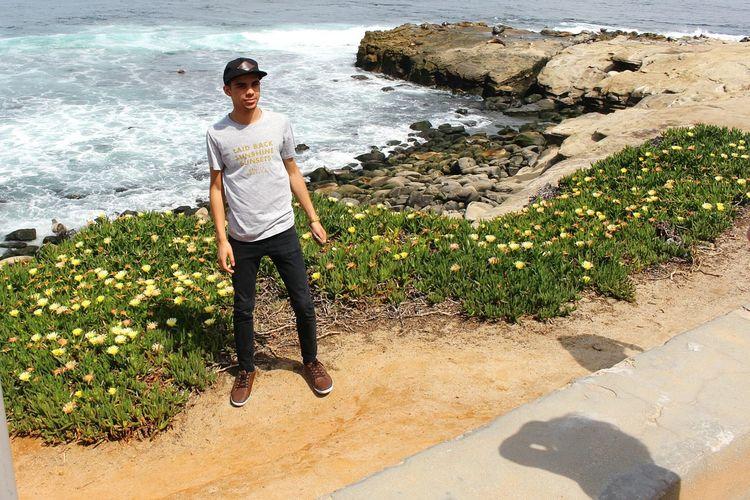 Took a trip to la jolla 😍Taking Photos Hello World That's Me Enjoying Life San Diego Ca La Jolla Cove La Jolla La Jolla, California California Relaxing Cheese!