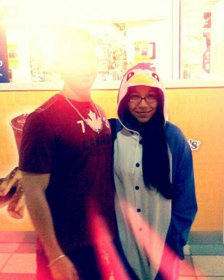 Met A Penguin !