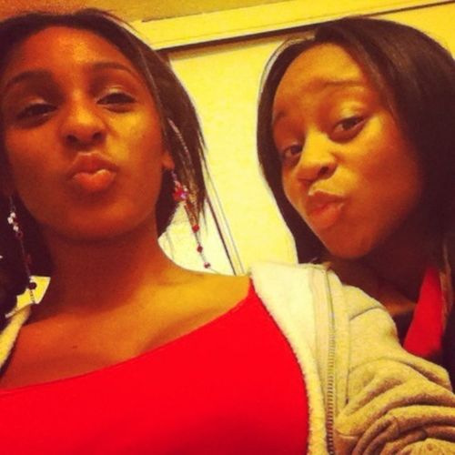 Me & ' My Cusson Cutee Right ,