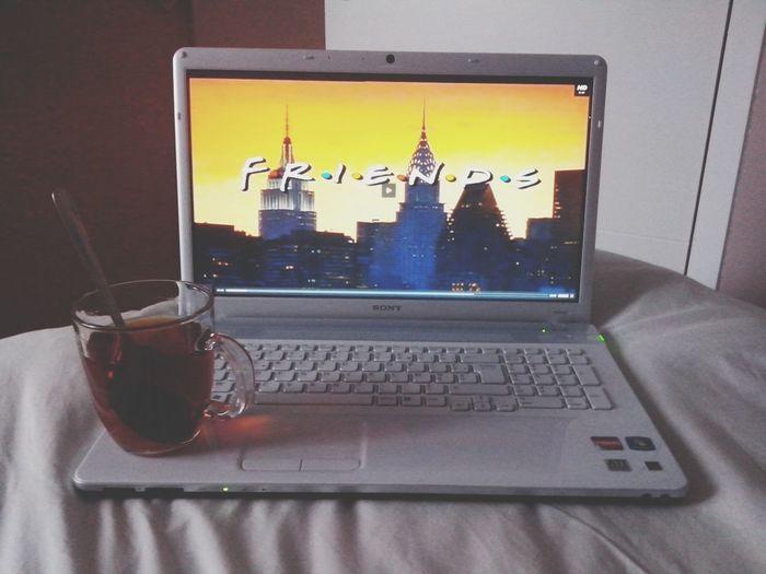 Friends Tea Sunday