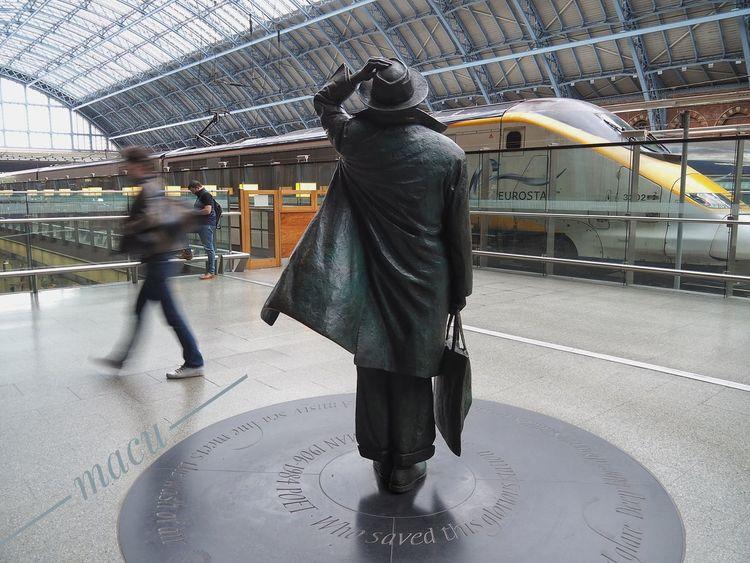 EyeEm LOST IN London London St Pancras Station