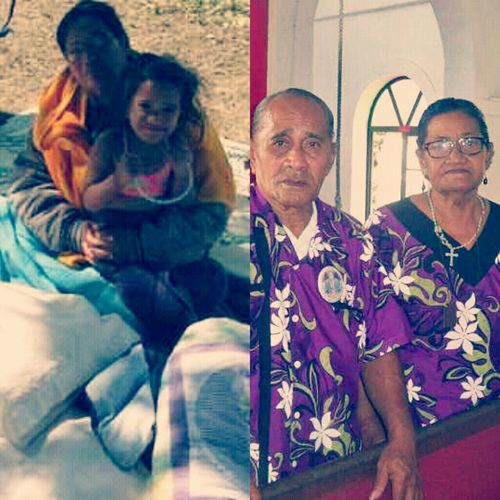 Gone but not forgotten! forever in our hearts we <3 you aunty peka :'(