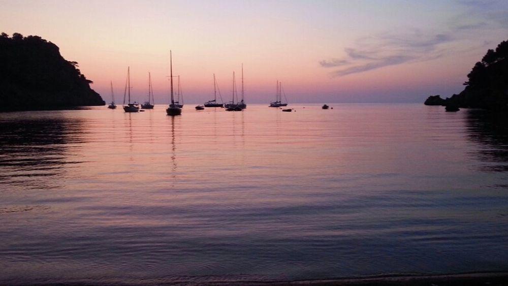 Sunset Blue Hour