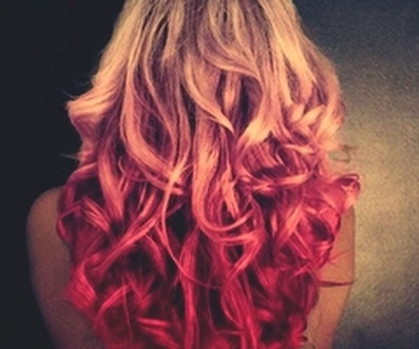 her hair tho ♥.