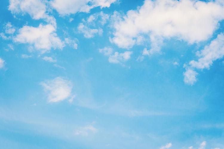 Cloud - Sky Blue Nature Backgrounds Cloudscape Outdoors