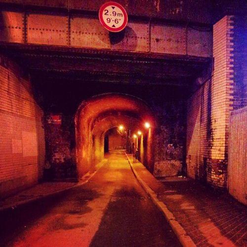 Coldblowlane Millwall Millwallfc Theoldden tunnel tunnels selondon selondonforever railwaybridge railwaytunnel