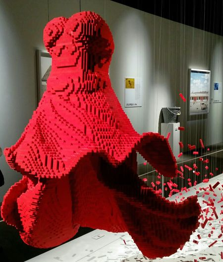 Legoart Art Gallery LegoLover LEGO Lego Time! Legofan Legoaddict Legophotography Legos Lego Art Ohio, USA Cincinnati Union Terminal Cincinnati The Art Of The Brick
