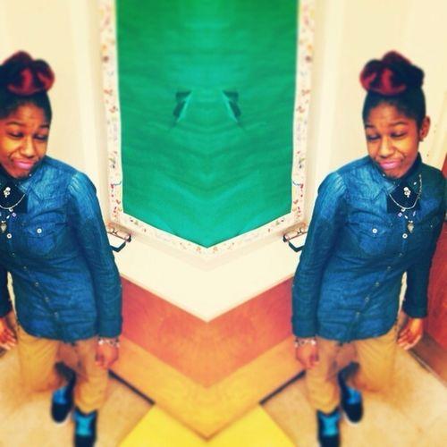 Earlierr At School!'