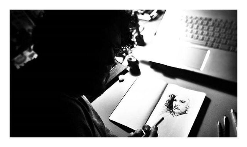 Cosimo Snow. Cosimolipariart Drawing Pendrawing Gameofthrones Johnsnow Johnwain Shook Milestones Ebonuchiuora