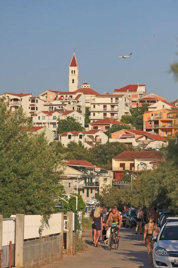 Street in Seget