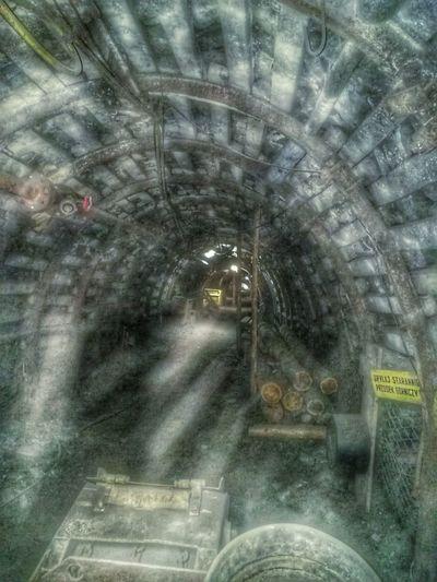 400m  Underground Mine Tunnel