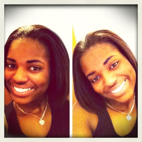 All I do is smile