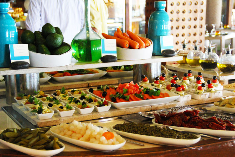 Food And Drink Food Healthy Eating Fruit Dessert Pickle Buffet Food Display Fruits Dishes Restaurant
