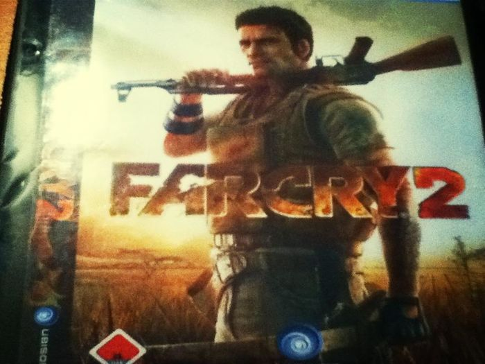 Video Games Far Cry
