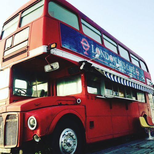 Itoshima City Cafe Londonbus