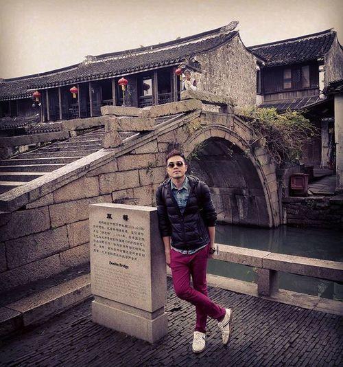 Double Bridge at Zhouzhuang Thisisreef Mylifemypassionmynameisreef Suzhou