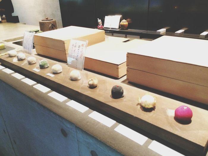 Japanese  Sweets Beautiful