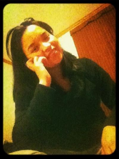 Mother Talking On The Phone!
