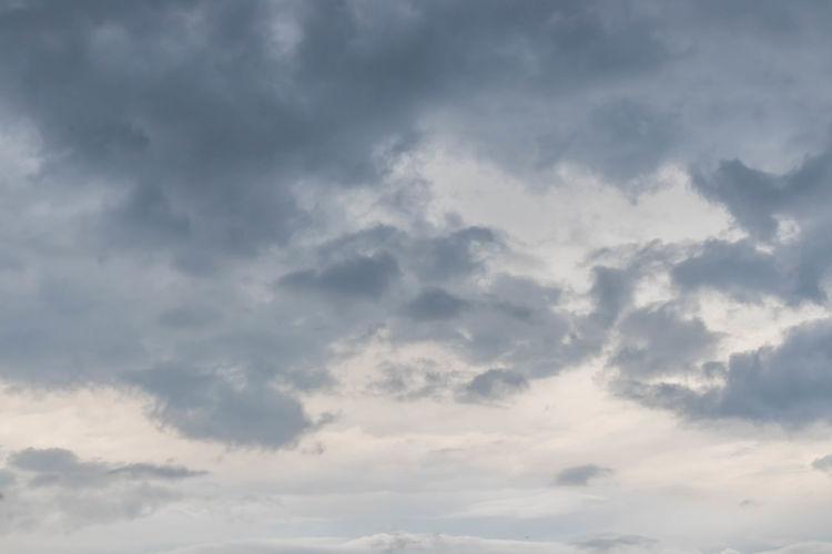 Blue skies,
