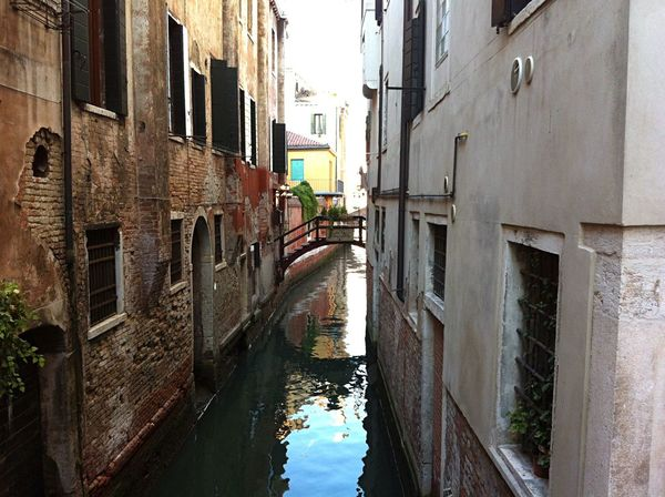 Typical Venezia Little Channel View Built Structure Architecture Water Building Exterior Canal City Outdoors No People Day Sky Tourism Travel Destinations Reflection Places To Visit EyeEm